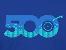 Shazam '500' Tshirt
