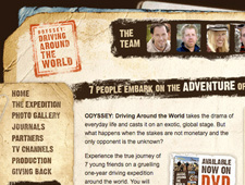 Odyssey: Driving Around the World