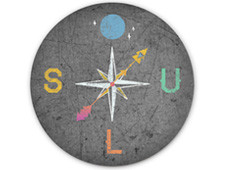SOUL Compass Badge